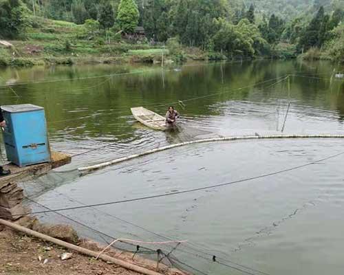 水产养殖基地